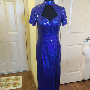Adrianna Papell evening dress size 8